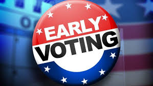 early voting logo