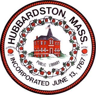 Hubbardston Seal