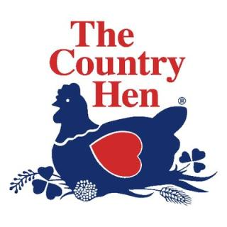The Country Hen Logo