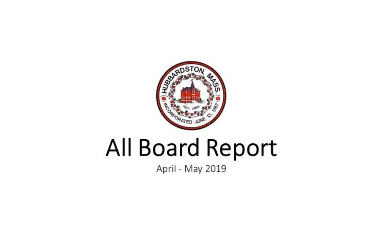 All Board Report