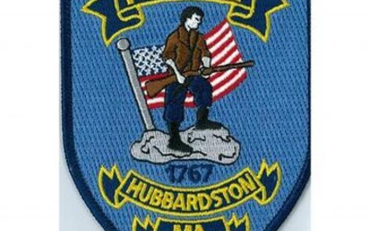 Hubb Police Badge