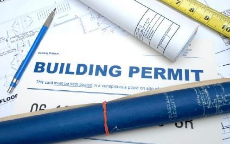 Buliding permit image