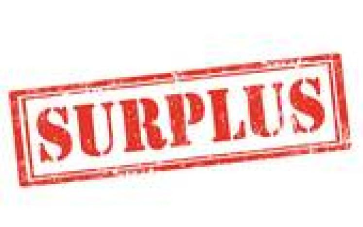 surplus banner