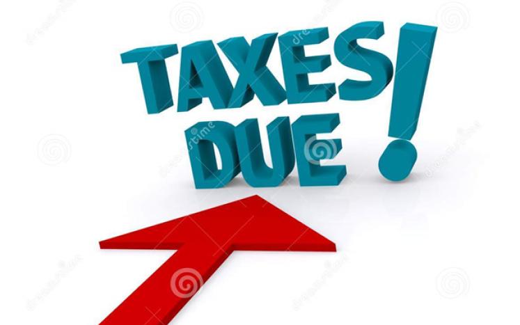 Taxes Due Logo